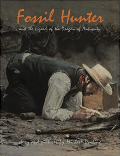 Fossil Hunter and the Lizard of the Dragon of Antiquity